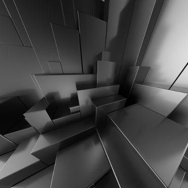 Essas superfícies possuem formato de paralelogramo e estão em perspectiva