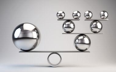 Um sistema estará em equilíbrio se a soma das forças e a soma dos torques forem nulas
