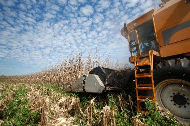 A mecanização é um dos traços atuais da agricultura no Brasil