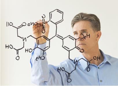 Determinar o Nox do carbono nos compostos orgânicos é mais complexo porque, em muitos casos, as moléculas são bem extensas