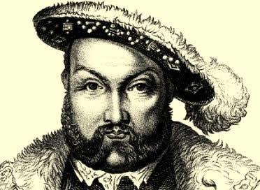 Os interesses pessoais e políticos motivaram Henrique VIII a romper relações com a Igreja Católica.