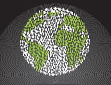 O crescimento das populações é motivo para o surgimento de diferentes teorias demográficas