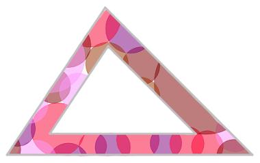 A soma dos ângulos internos de um triângulo é fixa