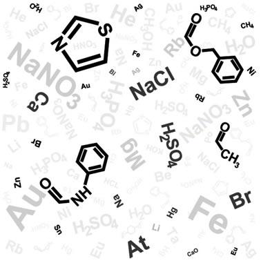 As fórmulas químicas são importantes para sabermos quais os elementos que compõem a substância e em qual proporção eles se combinam