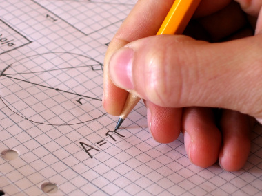 A relação entre as cordas de uma circunferência é uma propriedade das relações métricas