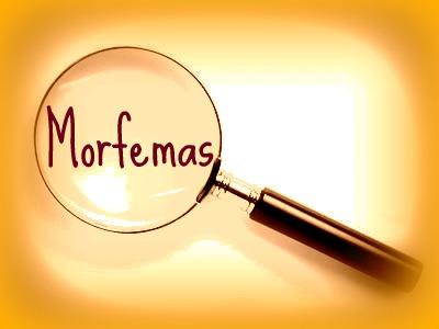 Vogal temática, vogal de ligação e desinências nominais constituem os morfemas e se distinguem entre si