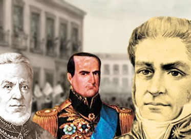 A Regência Trina Provisória assumiu o governo brasileiro após a abdicação de D. Pedro I.