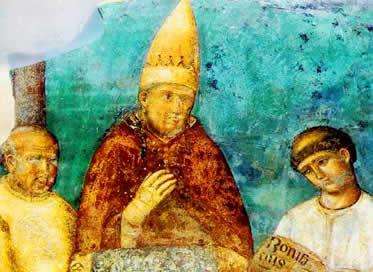 O clero influenciou diversas instâncias do mundo medieval.