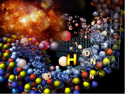O hidrogênio está presente em 93% dos átomos do cosmo