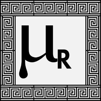 Letra grega que representa o vetor momento dipolar resultante