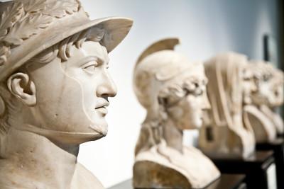 Peças de museus são conservadas com argônio.