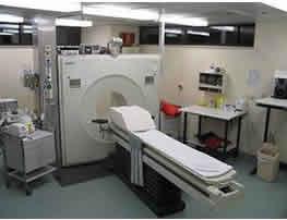 Equipamento de Tomografia por Emissão de Pósitrons (PET)