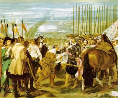 A Guerra dos Trinta Anos colocou católicos e protestantes em confronto direto.