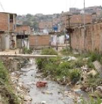 Uma das metas propostas pela ONU é a diminuição da miséria no mundo.