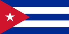 A Bandeira de Cuba
