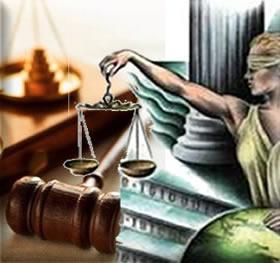 A Justiça é cega para aplicar as leis em igualdade para todos