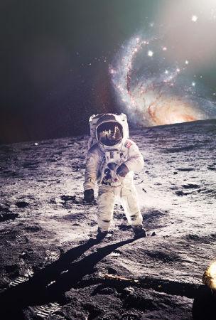Banheiro de astronauta