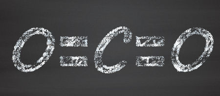 O dióxido de carbono é uma substância cujas moléculas apresentam geometria linear