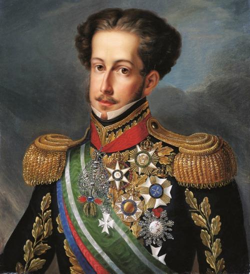 Dom Pedro I: condutor de um processo de independência de forte traço conservador.
