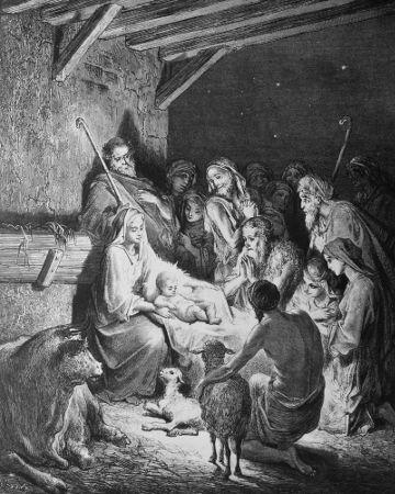 No dia 25 de dezembro é comemorado o Natal, isto é, o nascimento de Jesus Cristo