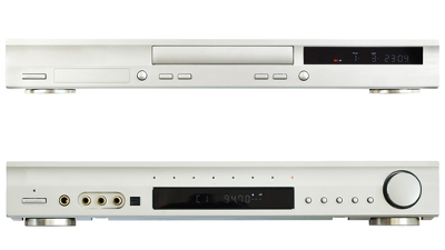 Os aparelhos eletrônicos, como o DVD, ficam envoltos por uma capa metálica para não serem danificados por um campo elétrico externo