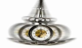 Atualmente os pêndulos utilizados para cansar os olhos não são mais usados.
