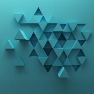 Triângulos isósceles: dois lados com a mesma medida