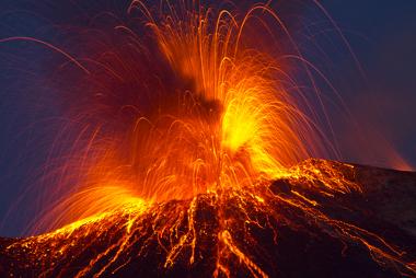 Erupções como essa poderiam ocorrer no Brasil?