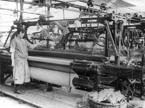 As primeiras indústrias eram rudimentares.