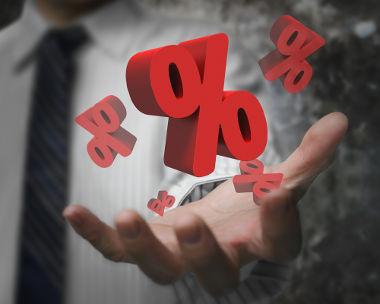 Fator de multiplicação da porcentagem