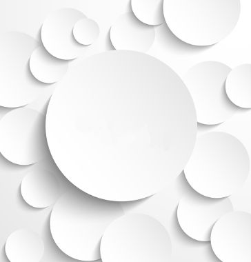 Circunferências de papel