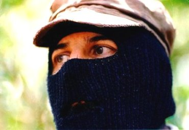 Subcomandante Marcos, líder do Exército Zapatista de Libertação Nacional.