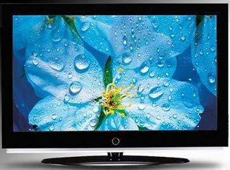 Formação da imagem no tubo de uma TV