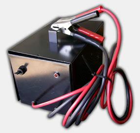 As baterias de chumbo são usadas em automóveis.
