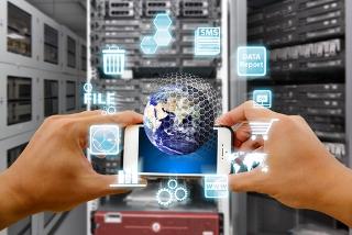 As redes de tecnologias, dados e informações ampliam-se na era da informação