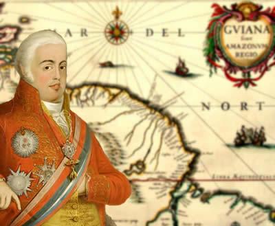 D. João VI teve generosos gastos com a promoção de invasões e conflitos militares.