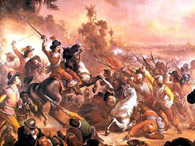 A Insurreição Pernambucana: um dos mais importantes momentos da expulsão dos holandeses.