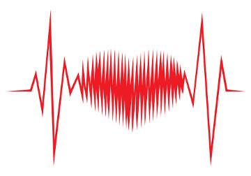 Quando o coração apresenta mais de 100 batimentos por minuto, dizemos que há um quadro de taquicardia
