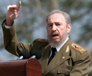 A renúncia de Fidel Castro