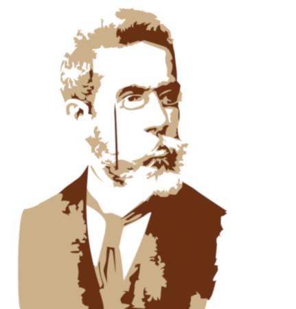 Machado de Assis é um dos maiores nomes da Literatura brasileira.