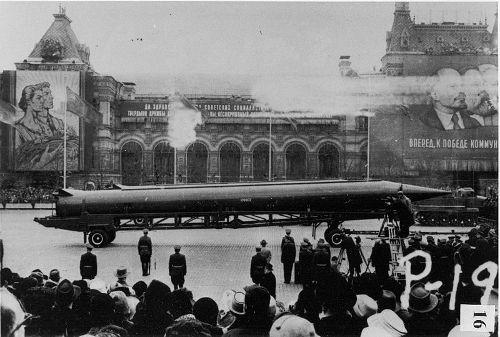 Um dos modelos de míssil nuclear soviético que provocaram a crise dos mísseis de 1962