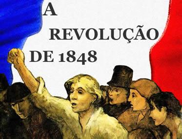 Revolução de 1848: o estabelecimento de uma nova oposição política na Europa.
