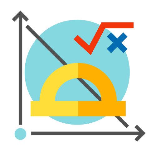 É possível solucionar inequações trigonométricas com o auxílio do ciclo trigonométrico