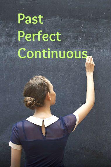 """Usa-se o """"Past Perfect Continuous"""" em inglês para descrever uma ação inacabada no passado"""