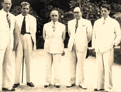 Era Vargas – Governo Constitucional (1934 – 1937)