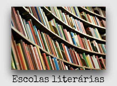 As escolas literárias facilitam o estudo e o ensino da literatura brasileira