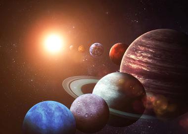 As leis de Kepler explicam os movimentos de translação dos planetas ao redor do Sol