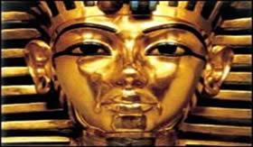 Sarcófago de ouro