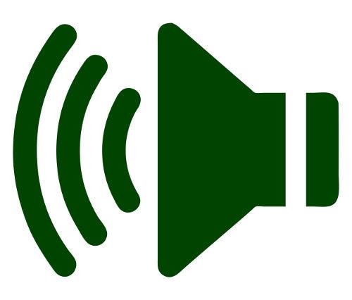 Velocidade e intensidade são características das ondas sonoras