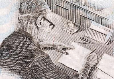 Carlos Drummond de Andrade (1902 – 1987) é considerado pela crítica literária o maior poeta brasileiro do século XX *